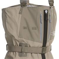 Vision Koski Zip Stockingfoot Chest Wader