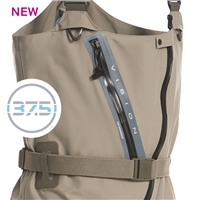 Vision Scout 2.0 Zip Chest Wader