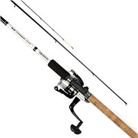 Daiwa D 11ft Feeder Rod and 4000 Reel Combo
