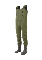 Daiwa Neoprene Rubber Foot Chest Wader