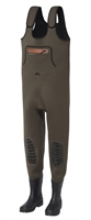 Scierra Kenai Boot Foot Cleated Neoprene Chest Waders