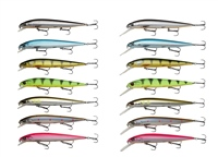 Savage Gear 3D Smelt Twitch N Roll Lure 14cm 20g Floating