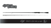 Fox Rage Street Fighter Drop N Jig Rod