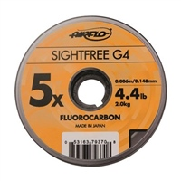 Airflo Sightfree G4 Fluorocarbon - 110yds