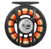 Orvis Hydros Black Fly Reel