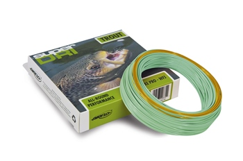 Airflo Super Dri Lake Pro Floating Fly Line Pale Mint  1