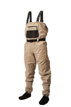 Daiwa Lightweight Breathable Chest Wader  - Click to view a larger image