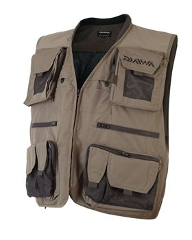 Daiwa Fly Waistcoat   - Click to view a larger image