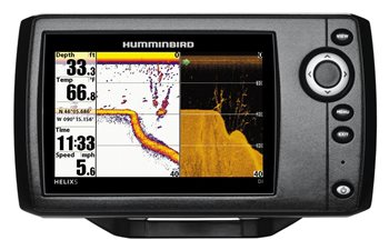humminbird helix 5 si side imaging sonar | fishing tackle and bait, Fish Finder
