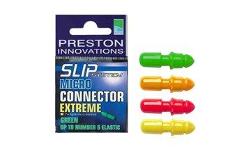 Orange £2.45 PRESTON INNOVATIONS Slip System Hollo Connector Micro