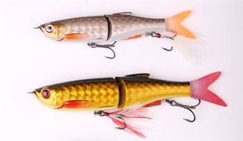 Savage Gear 3D Glide Swimmer 16.5cm 49g Slow Sink Roach  - Click to view a larger image