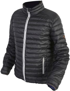 Savage Gear Orlando Thermo Lite Jacket Black  - Click to view a larger image