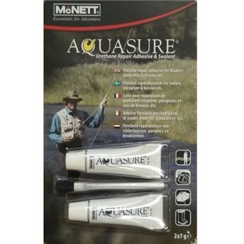 McNett Aquasure Instant Repair Kit 2pk   - Click to view a larger image