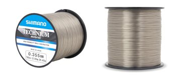 Shimano Technium Invisitech Line Bulk Spool  - Click to view a larger image