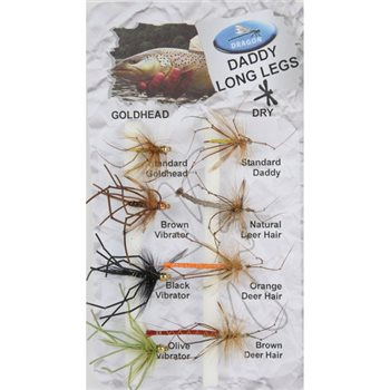 Dragon Tackle Daddy Long Legs  - Click to view a larger image