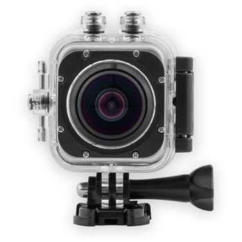 SilverLabel Focus Action Cam 360 Degree Camera  - Click to view a larger image
