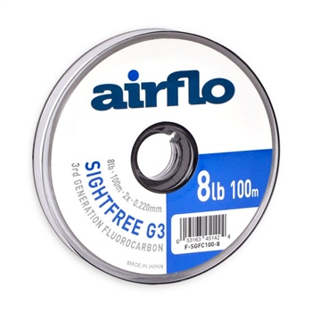 Airflo Sightfree G3 Fluorocarbon  - Click to view a larger image