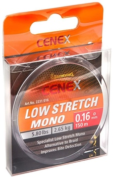 Browning Cenex Low Stretch Mono  - Click to view a larger image