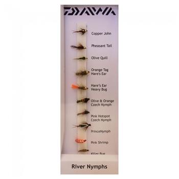 Daiwa River Nymphs