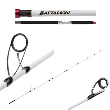Penn Battalion Inshore Popping Rod  - Click to view a larger image