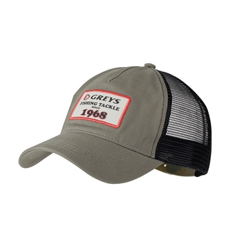 Greys Trucker Cap  - Click to view a larger image