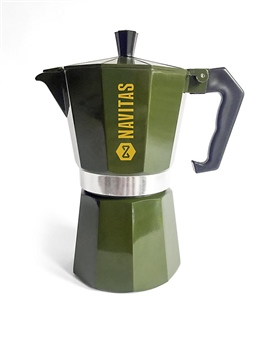 Navitas Stovetop Coffee Maker Pot  - Click to view a larger image