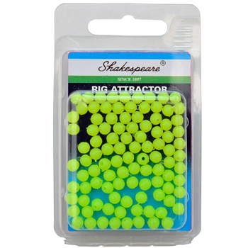 SHAKESPEARE 5mm RIG ATTRACTOR BEADS 100 PER PACK