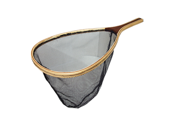 Dennett Wooden Trout Scoop Net  - Click to view a larger image