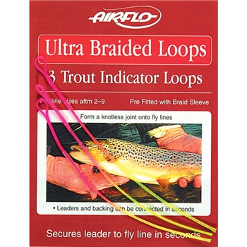 Airflo Trout Indicator Braided Loops 1