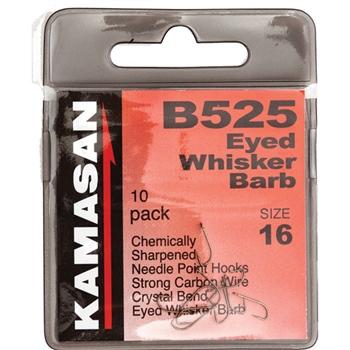Kamasan B982BL X Strong Specimen Eyed Fishing Hooks Coarse All Sizes Available