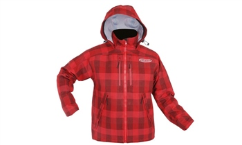 Vision Vene Lumberjack Jacket  - Click to view a larger image