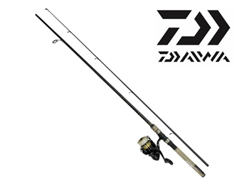 Daiwa D-Shock Spinning Combo  - Click to view a larger image