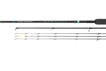 Preston Innovations Monster X Carp Feeder Rod  - Click to view a larger image
