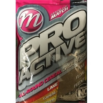 Mainline Pro Active All-Round Cereal Groundbait  - Click to view a larger image