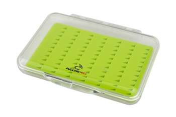 Fulling Mill Clear Silicone Fly Box  - Click to view a larger image