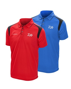 Daiwa Tournament Match Polo Shirt  - Click to view a larger image