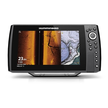 Humminbird Helix 10 Chirp MSI+ GPS G3N  - Click to view a larger image