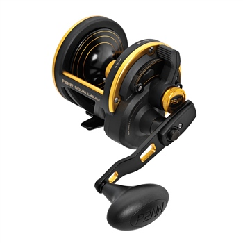 Penn Squall Lever Drag Reel  - Click to view a larger image