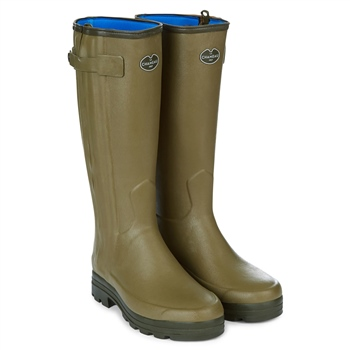 Le Chameau Chasseur 3mm Neoprene Lined Mens Boot