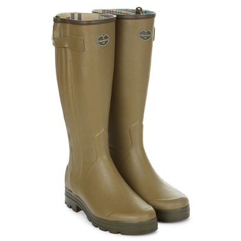 Le Chameau Chasseur Jersey Lined Unisex Boot