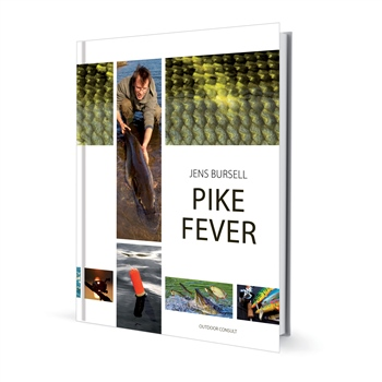 Jens Bursell Pike Fever Hardcover Pike Fishing Book  - Click to view a larger image