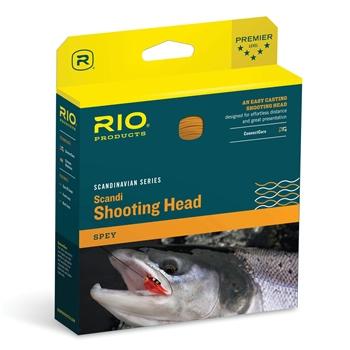 RIO Scandi Body Intermediate Camo Fly Line