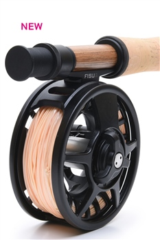 Vision FISU 2 Outfit Rod and Reel Kit