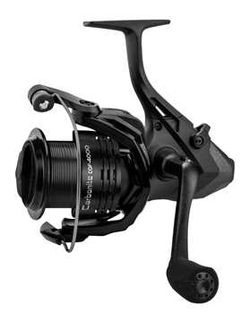 Okuma Carbonite Quick Fold Handle Reel  - Click to view a larger image
