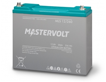Mastervolt MLS Lithium Battery  - Click to view a larger image