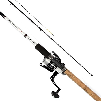 Daiwa D 11ft Feeder Rod and 4000 Reel Combo  - Click to view a larger image