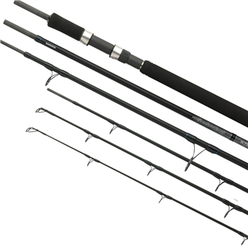 Shimano STC Dual Tip Travel Rod  - Click to view a larger image