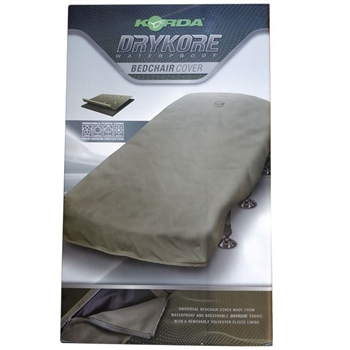 Korda Drykore Bedchair Cover  - Click to view a larger image