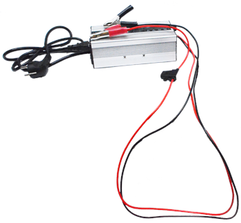 Energy Research IP65 Lithium-LFP Charger 12v 10A  - Click to view a larger image