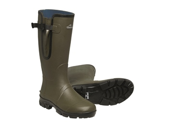 """Kinetic Lapland Boot 16"""" Forest Green  - Click to view a larger image"""